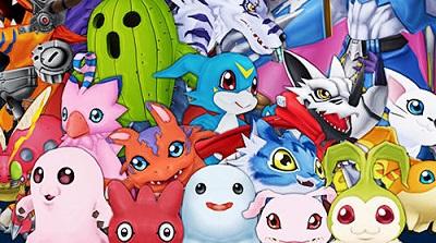 DigimonLinks Mod Apk English v2.4.4 (God Mode/High Damage)