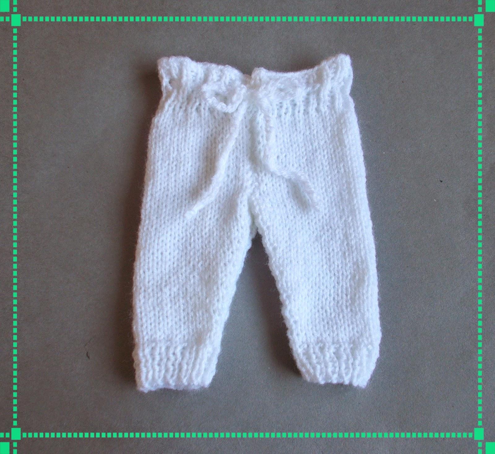 Mariannas Lazy Daisy Days Little Baby Trousers