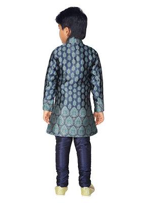 Sherwani and Breeches Set