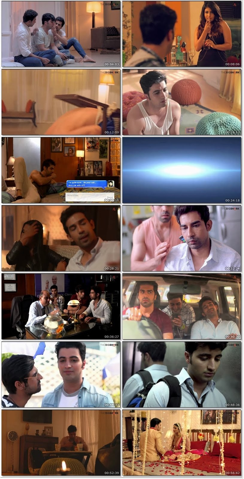 Screenshots Of Hindi Show Tender Dates Season 01 2019 Complete - All Episodes 300MB 720P HD