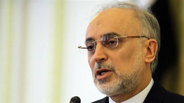 Head of the Atomic Energy Organization of Iran (AEOI) Ali Akbar Salehi heads to Belgium for nuclear talks