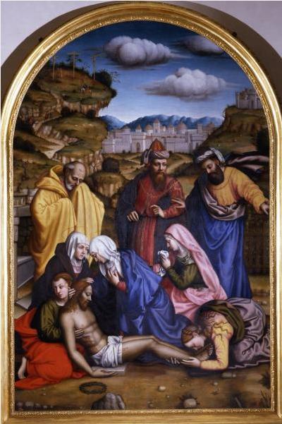 Lamentations (1550), Plautilla Nelli
