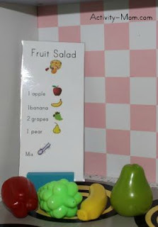 Free Printable Recipes for Kids