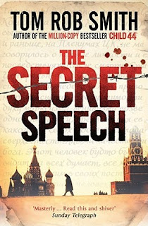 Book cover for Tom Rob Smith's The Secret Speech in the South Manchester, Chorlton, and Didsbury book group