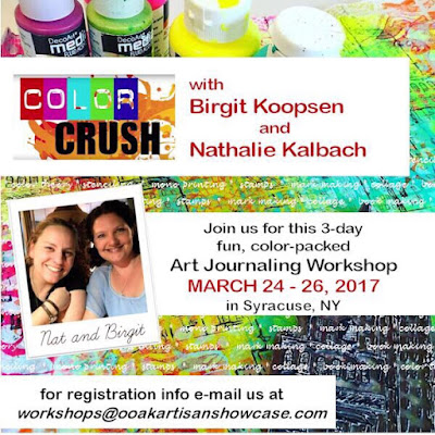 OOAK Workshop Color Crush 2017