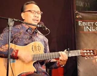 Kunci Gitar Ebiet G Ade - Untuk Kita Renungkan