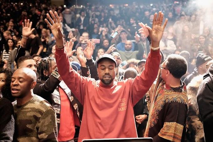 "[Music] Kanye West - ""Lift Yourself"""