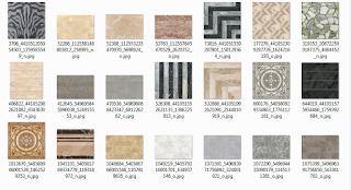 Texture Material sketchup