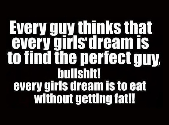 Truth About Every Girl's Dream