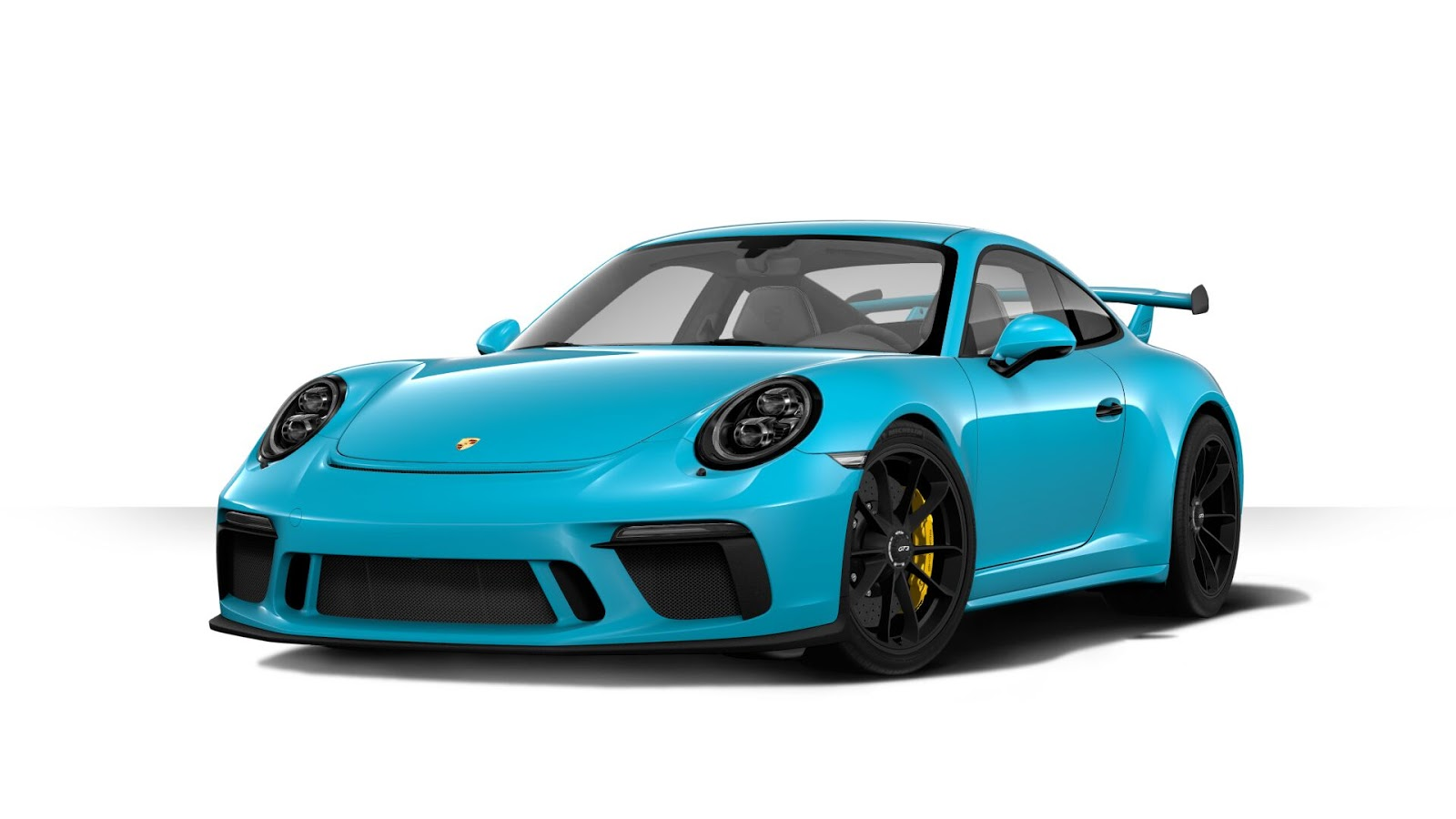 Here Is How We Would Configure Our Porsche 991 2 Gt3