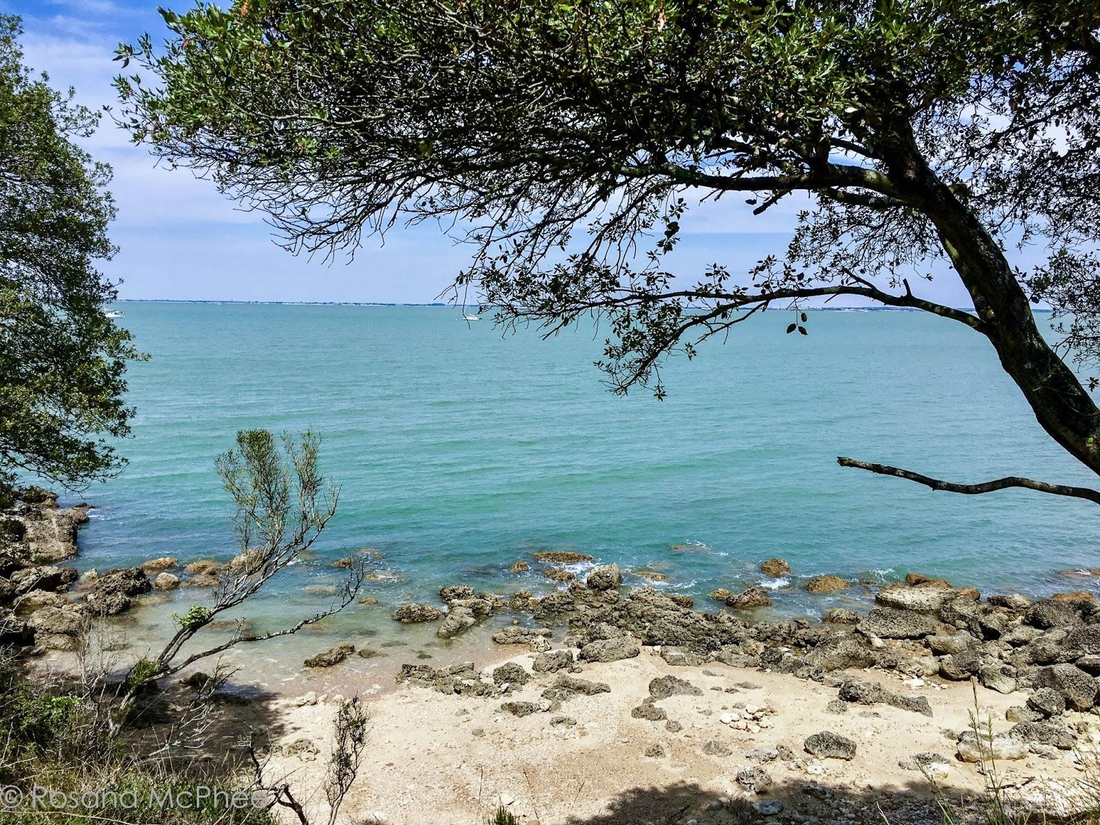 Plage pleine de charme Baby plage île dAix #fouras #
