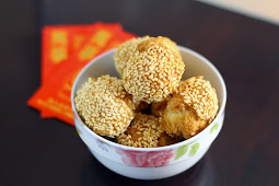 Laughing Sesame Balls