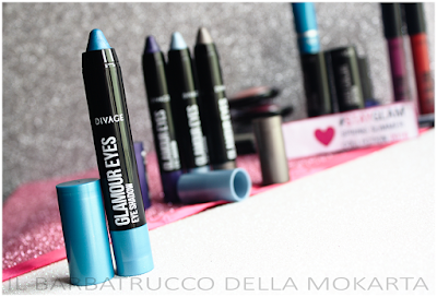 Glamour eyes eyeshadow Azzurro n 2 -  DIVAGE  - StayGlam Collection Spring/Summer 2016