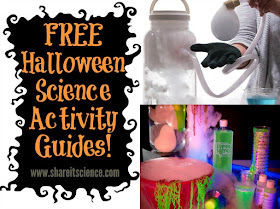 Free Halloween Science Experiment Guides