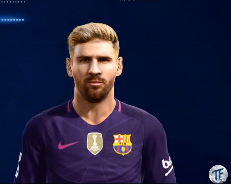 ... Lionel Messi Rubio • 2016 / 2017 | PES 2013 PC - Tutoriales Felix