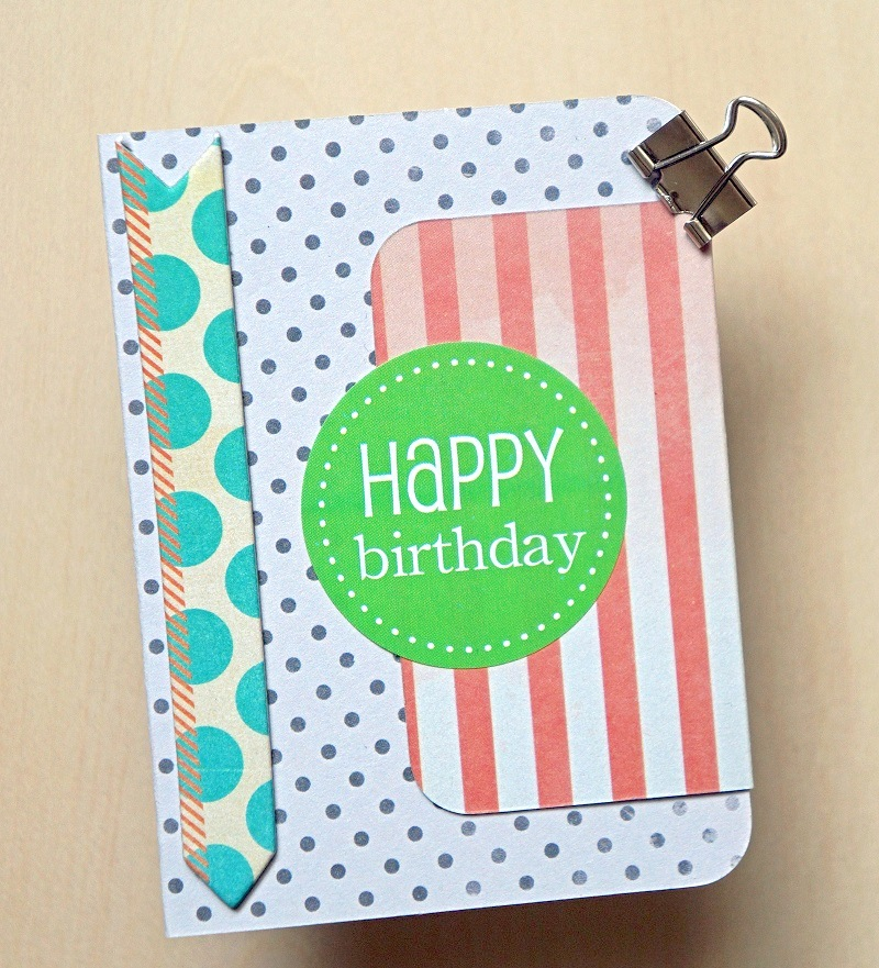 SRM Stickers Blog - Happy Birthday by Angi - #birthday #gift #tubes #party #favors #stickers