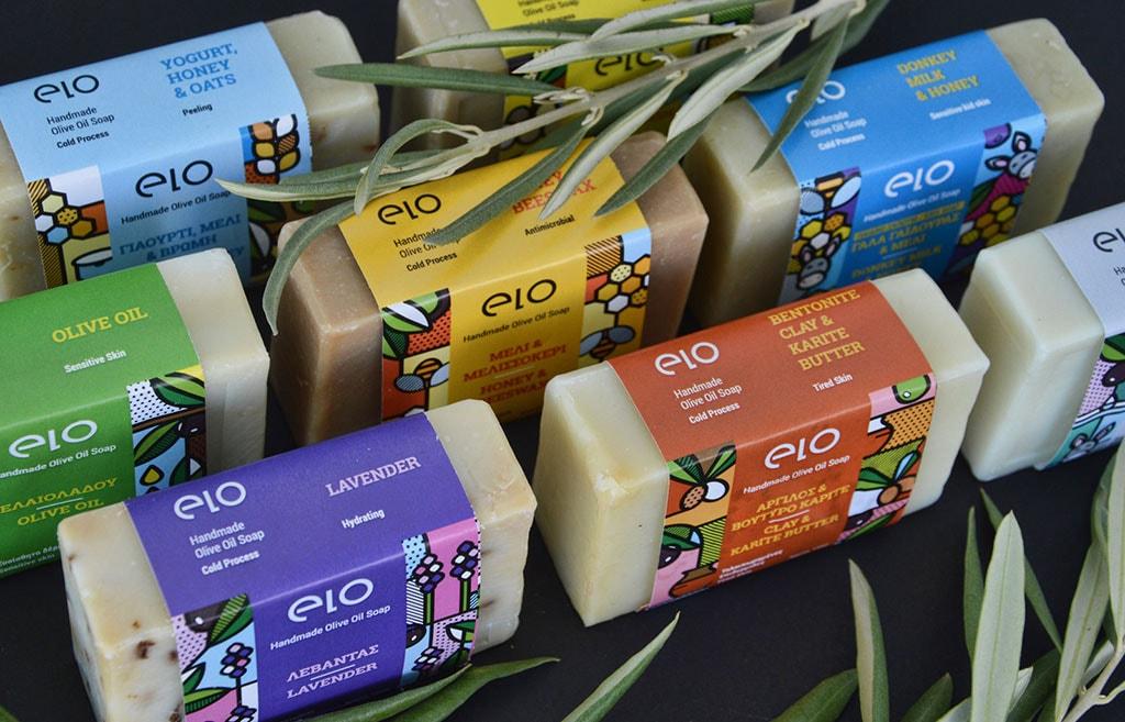 Inspirasi Desain Kemasan Packaging - Elo Soaps