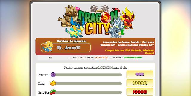 Dragon City Landings Page CPA