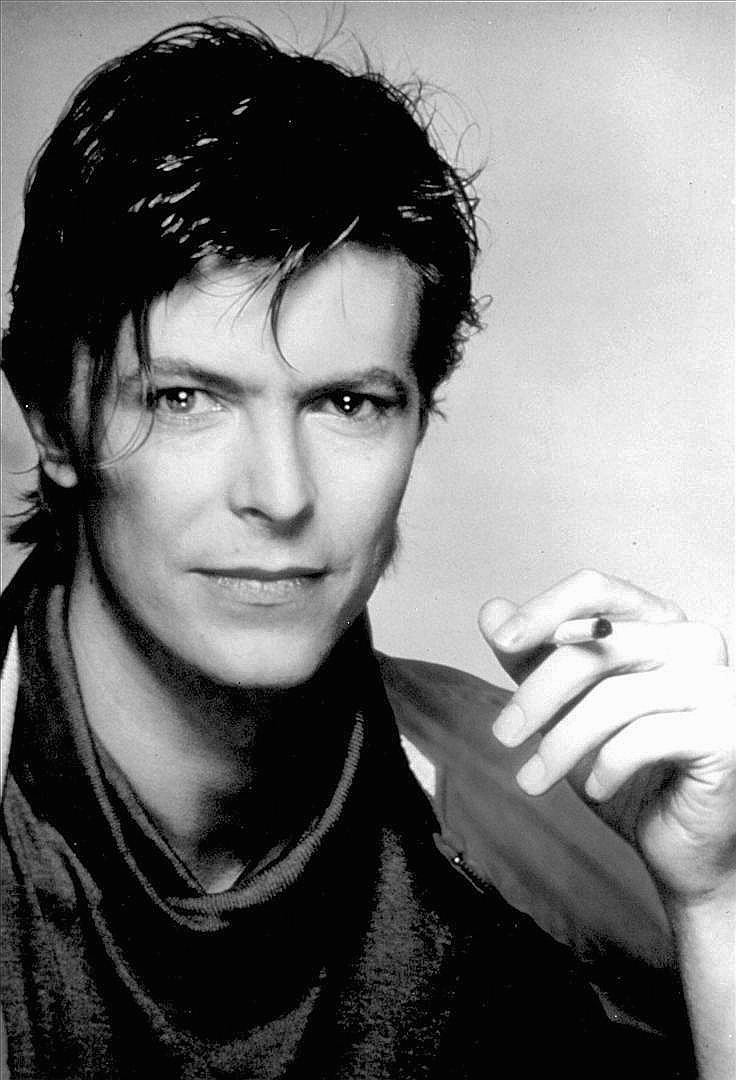 """""""Ashes to Ashes, Funk to Funky"""" - David Bowie (1947 - 2016)"""