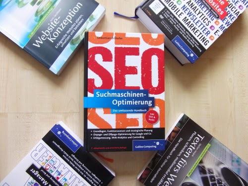 """""""Suchmaschinen-Optimierung – das umfassende Handbuch"""" von Sebastian Erlhofer"""