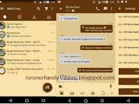 Download BBM MOD Brown APK v2.13.1.14 Terbaru