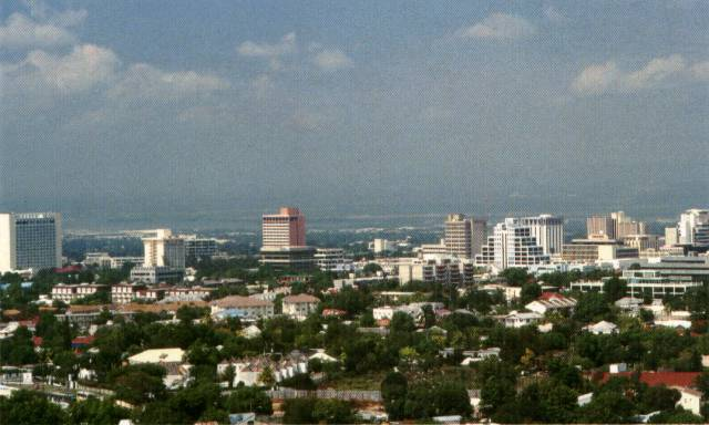 Kingston, Capital da Jamaica
