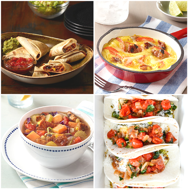 15+ Super Delicious Meatless Recipes to Try - via BirdsParty.com