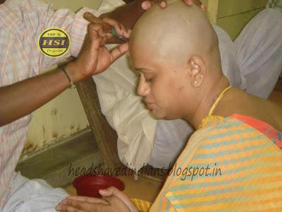 palani Shaved head