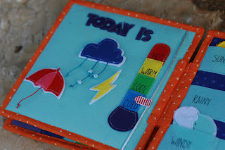 Quiet book by TomToy Unique children's gift, One of a kind children's book, Special baby gift idea