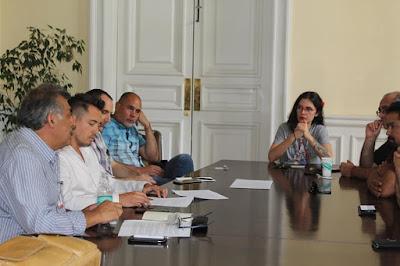 Federaciones Mineras se reunieron con diputada Camila Vallejo y le presentaron propuesta para sumarse a Ley de 40 horas