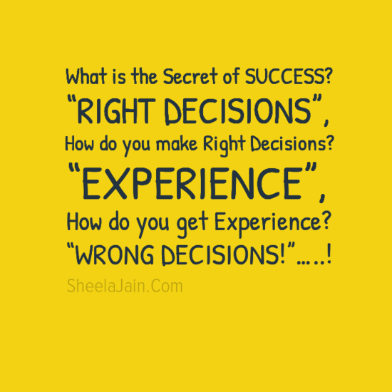 On The Wrong Decision Making Quotes. QuotesGram