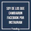 Soy de los que cambiaron Facebook por Instagram