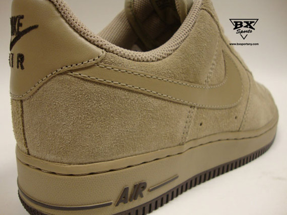 new concept a0521 7a577 Nike Air Force 1 Gel