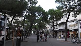 Trendy Via Ceccarini in Riccione