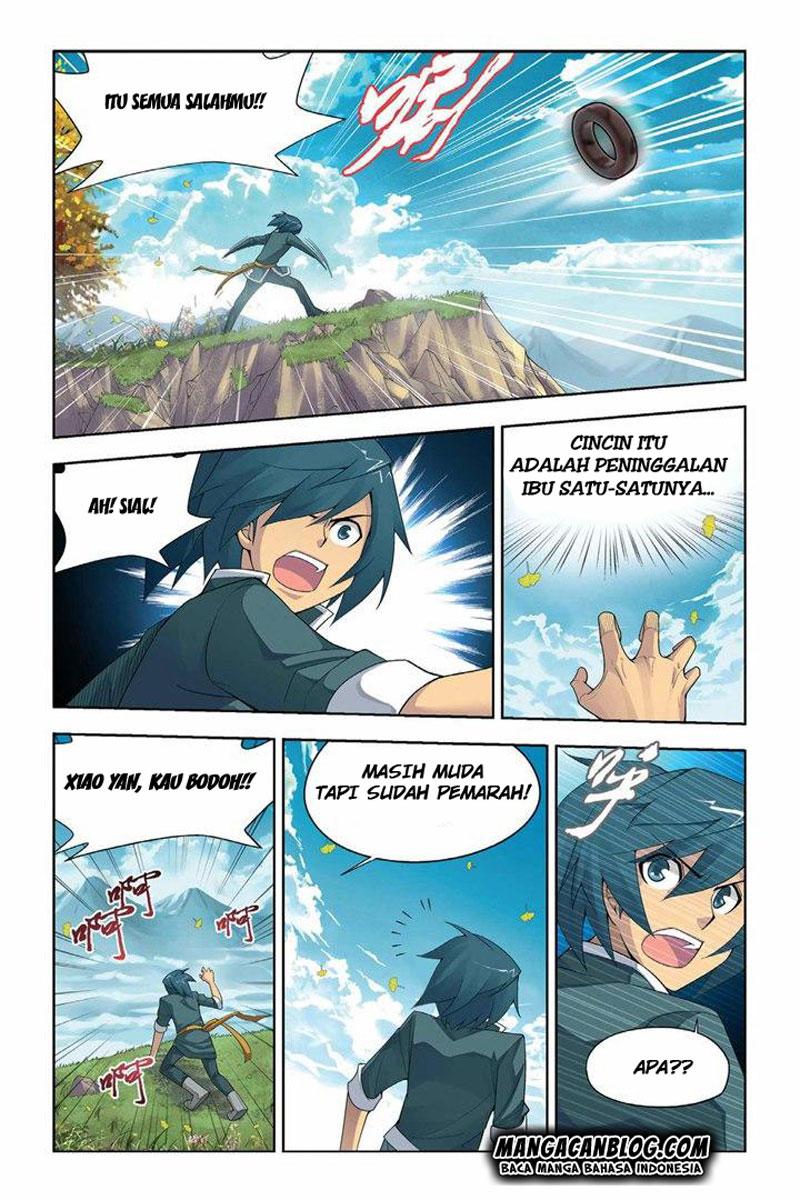 Battle Through Heaven Chapter 03-8