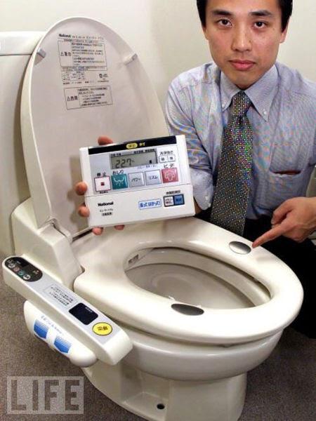 Strangest Toilets Around The World