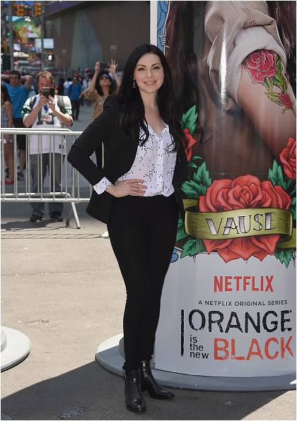 Laura Prepon Wears Andi Alyse