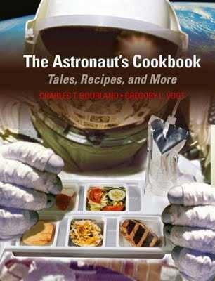 Klasifikasi berbeda dari makanan luar angkasa