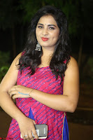 Srushti in beautiful Pink Sleeveless Dress Cute Actress Dimples ~  Exclusive 022.JPG