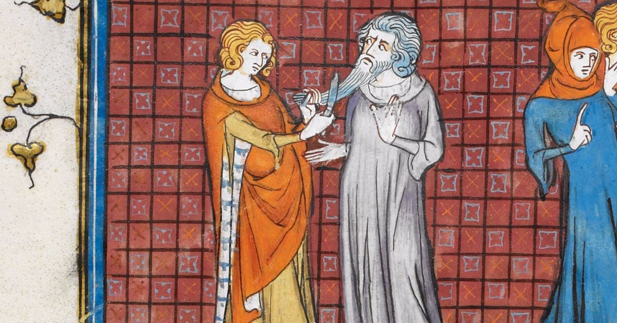 Movember Die Schonsten Barte Im Mittelalter Curiositas