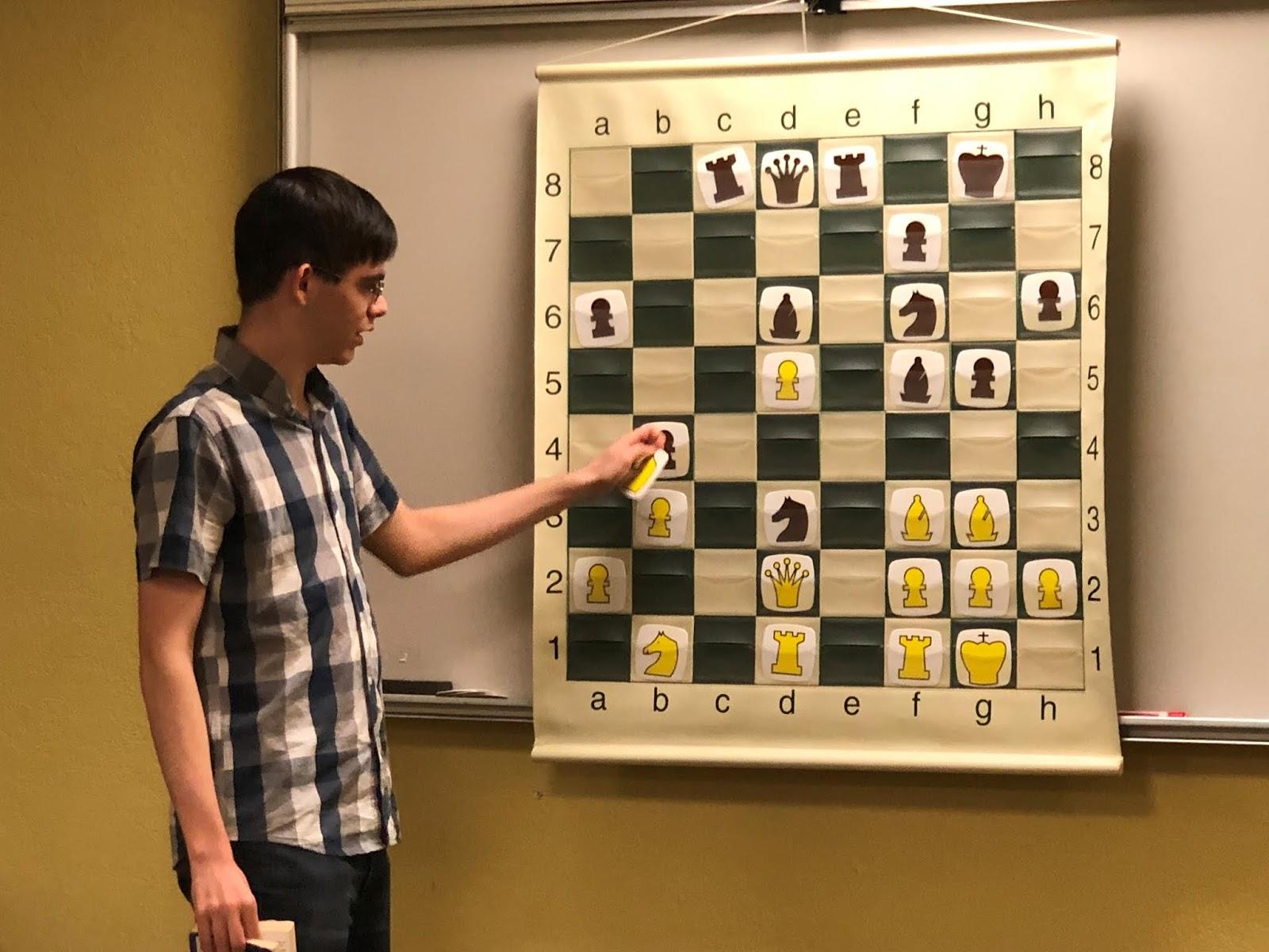 Space Coast Chess Foundation, Inc , a 501(c)(3) non-profit: Sofia