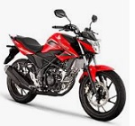 All New CB 150 R