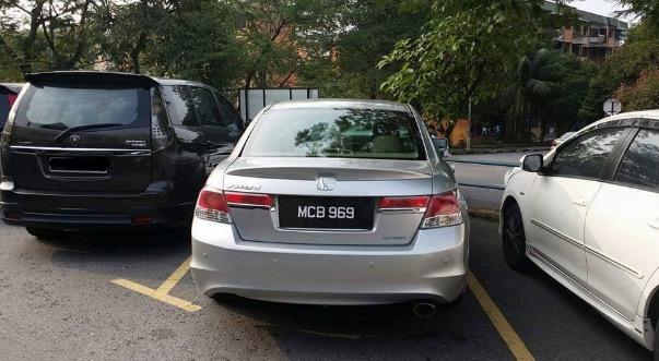 Pemilik Honda Accord MCB 969 Anak-Beranak Kurang Ajar