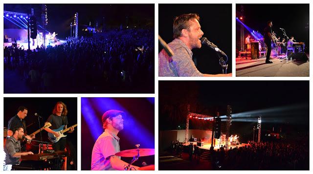 Πρέβεζα: Με επιτυχία η μεγάλη συναυλία των Καλιφορνέζων MONOPHONICS στην Πρέβεζα