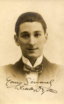 Уилер Драйден, младший брат Чарли Чаплина