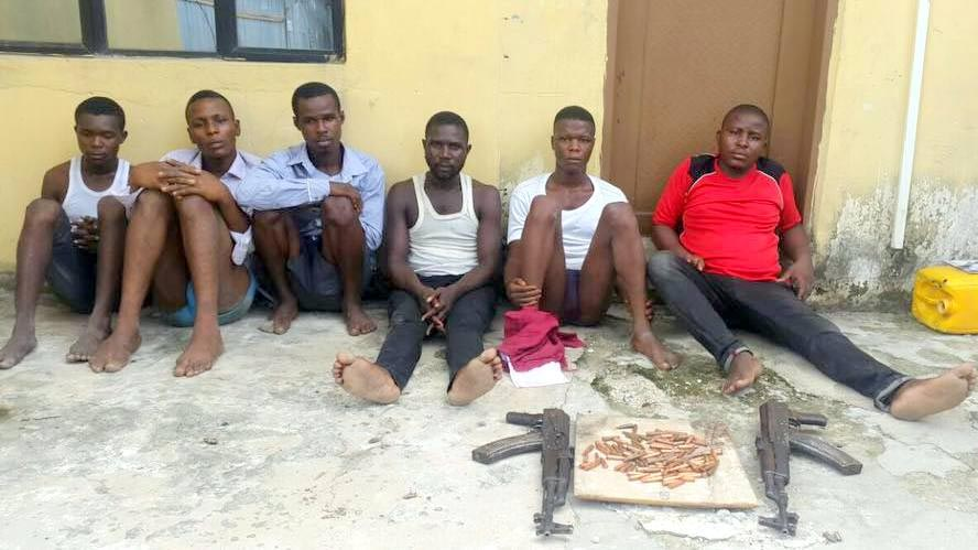 Police Arrest 6 Kidnappers After Abduction Of Secondary School Girl