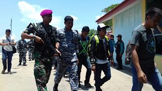 TNI AL di Kepri Gagalkan Penyelundupan 33 TKI Ilegal ke Malaysia