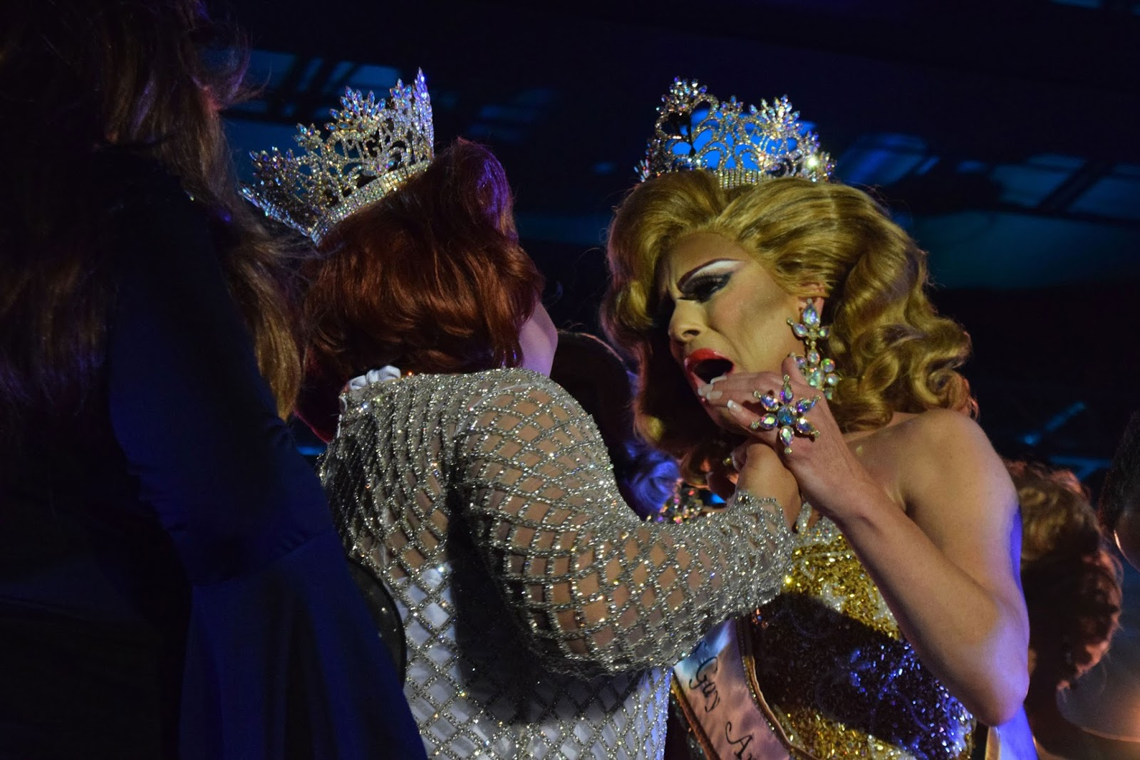 Miss Gay Texas America Our Community Roots