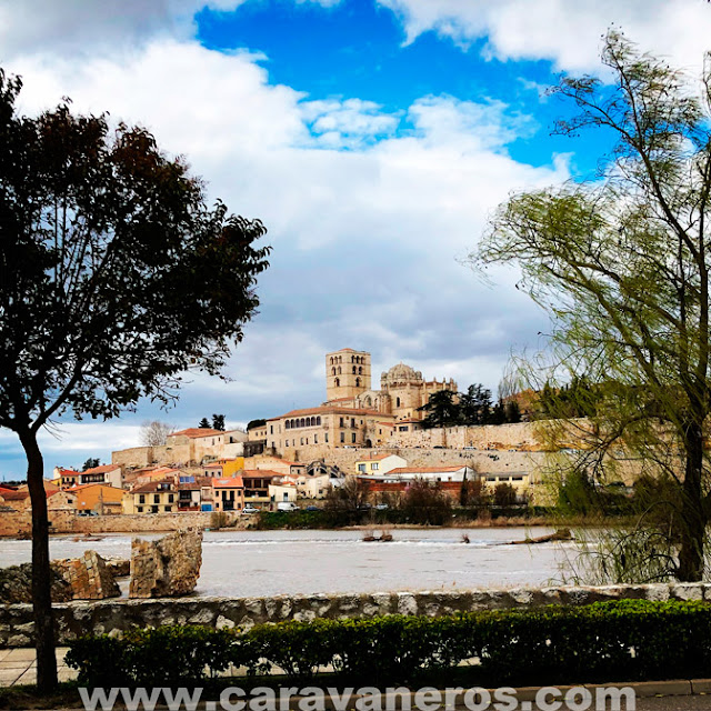 Zamora | Ruta Semana Santa Autocaravana | caravaneros.com