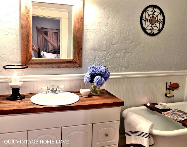 Countertop Redo Bathroom Budget